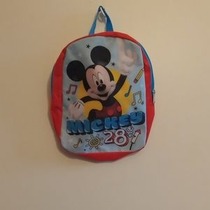 Disney Mickey Mouse 28 Mini Backpack